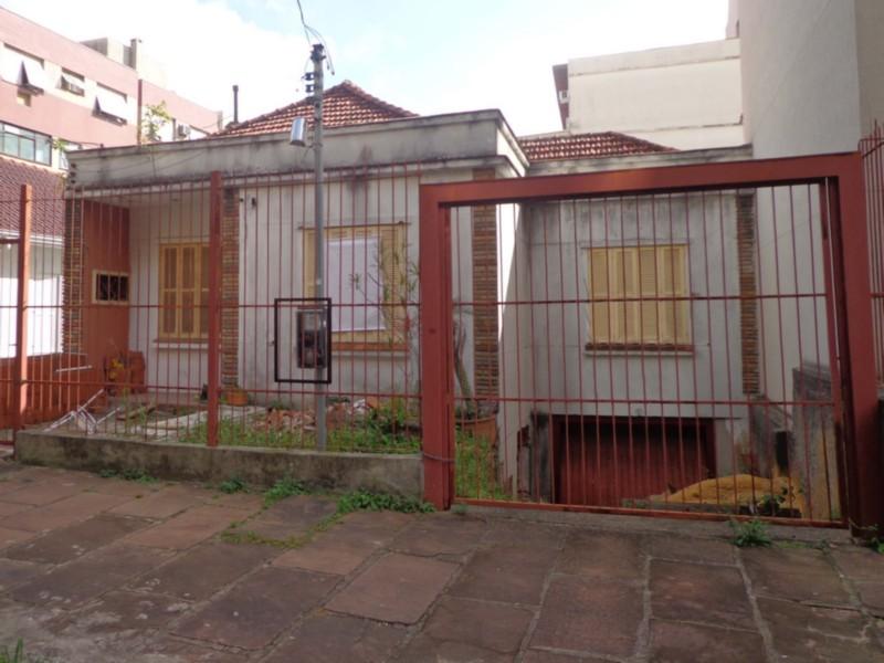 Terreno bem localizado, medindo 9,90x19,80m²Existe uma casa no mesmo, possibilidadede reforma.