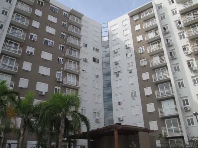 Ótimo apartamento novo com 3 dormitórios, living  2 ambientes com sacada, cozinha montada, piso laminado em todas as peças.  Prédio com toda infra.