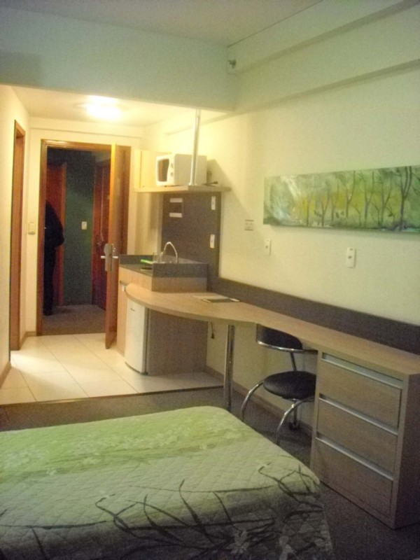 Eko Residence - Flat 1 Dorm, Centro Histórico, Porto Alegre - Foto 5