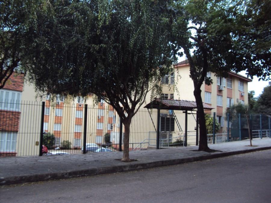 Residencial Silva Jardim - Apto 2 Dorm, Mont Serrat, Porto Alegre - Foto 2