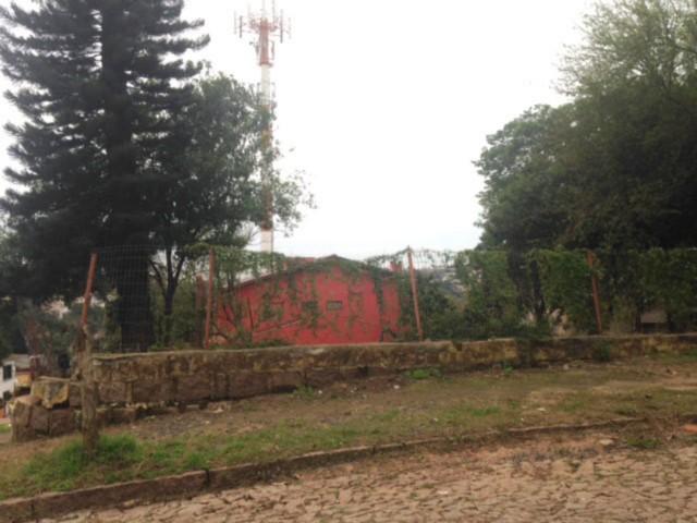 Terreno de esquna no bairro Medianeira, Porto Alegre, próximo à Carlos Barbosa.  Frente: 27,5m 29,5 de fundos - lateral oposto 13 x 25. Totalizando 513m.