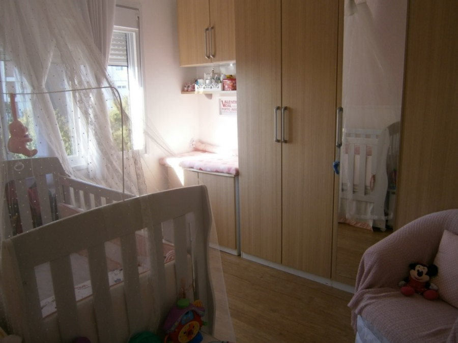 Conjunto Residencial Monte Bello - Apto 2 Dorm, Azenha, Porto Alegre - Foto 12