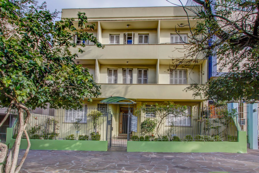 Edif. Ferreira Viana - Apto 3 Dorm, Petrópolis, Porto Alegre