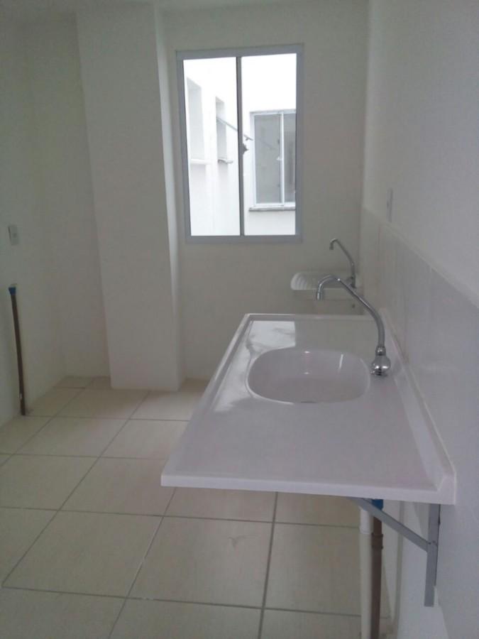 Residencial Monte Cristo - Apto 2 Dorm, Vila Nova, Porto Alegre - Foto 3